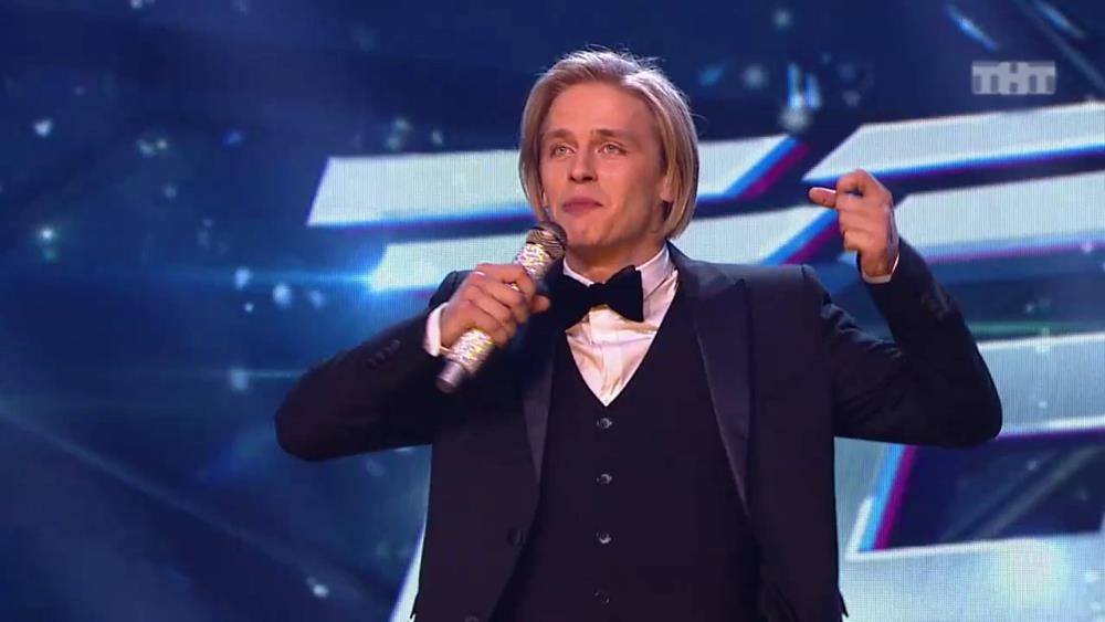 Дмитрий Щебет - победитель 3 сезона Танцы на ТНТ