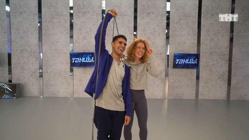 Виталий Уливанов - победитель 4 сезона шоу Танцы