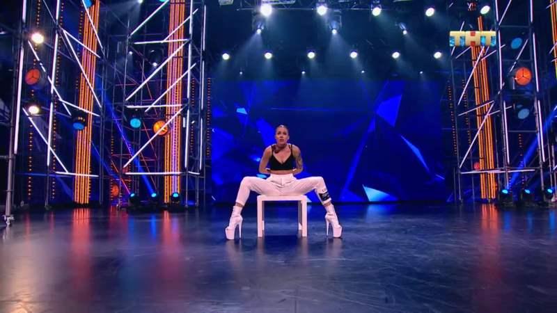 Любовь Evlin Меош - 2 выпуск Танцы 5 сезон