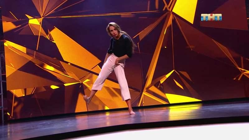 Смирнова Александра - Танцы-5