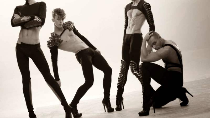 Стиль танца Vogue - шоу Танцы