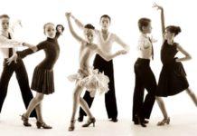Бальные танцы - история, виды
