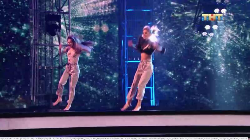 17 выпуск 5 сезона Танцев завершился вылетом трех участников
