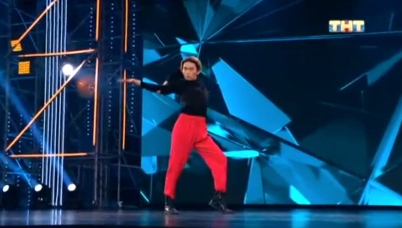 Молодой абаканец привлек внимание жюри шоу «Танцы»