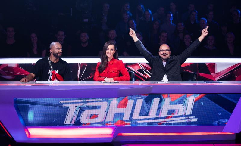 Министр в рекламном ролике Танцев на ТНТ