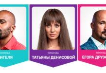 """Участники 6 сезона шоу """"Танцы"""" на ТНТ"""
